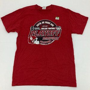 Fruit of the Loom | Men's College Football T-Shirt